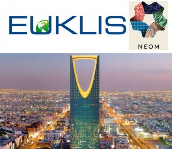 Euklis becomes NEOM business partner