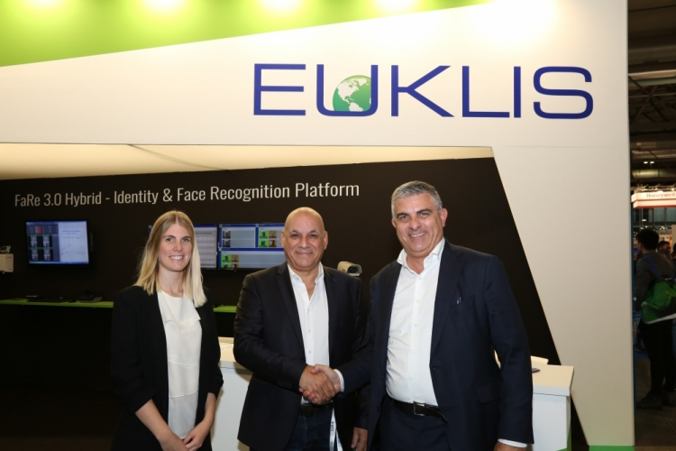 AA Alarm becomes exclusive distributor of Euklis in Greece