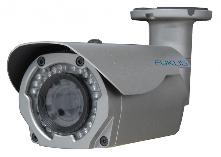 Bullet - Sony FullHD - 120dB WDR - Motorized Varifocal 2,8 - 11 mm - IR - Ruggedized - IP66 - Basic Video Analytics Onboard
