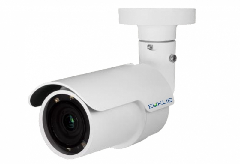 EUKLIS Bullet OV 5M FaCe and Plate detection -  2.7-12mm motorized lens