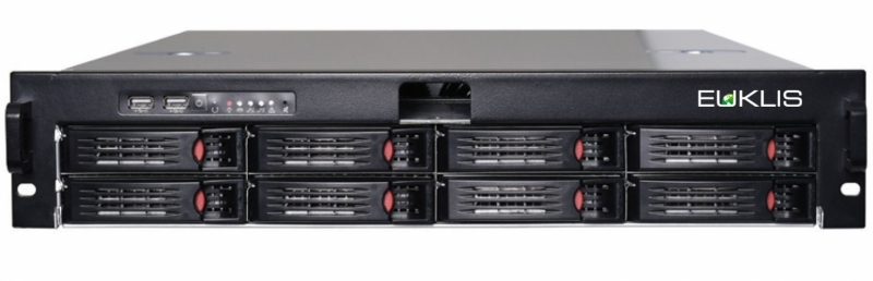 KLIS NVRc - 32/64CH Network Video Recorder